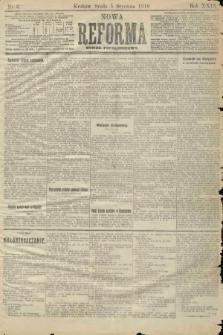 Nowa Reforma (numer popołudniowy). 1910, nr6