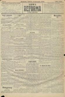 Nowa Reforma (numer poranny). 1910, nr9