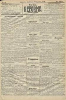Nowa Reforma (numer poranny). 1910, nr11