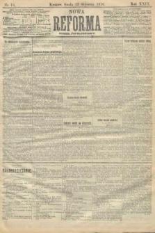 Nowa Reforma (numer popołudniowy). 1910, nr16