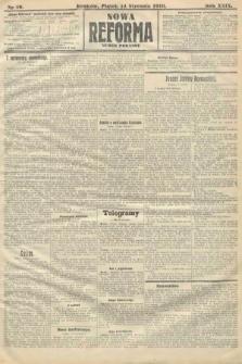 Nowa Reforma (numer poranny). 1910, nr19