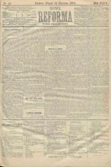 Nowa Reforma (numer popołudniowy). 1910, nr20