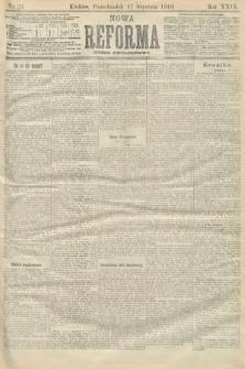Nowa Reforma (numer popołudniowy). 1910, nr24