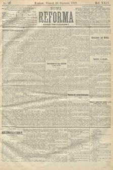 Nowa Reforma (numer popołudniowy). 1910, nr26