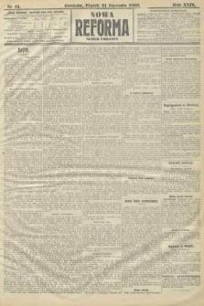 Nowa Reforma (numer poranny). 1910, nr31