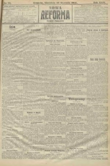 Nowa Reforma (numer poranny). 1910, nr35