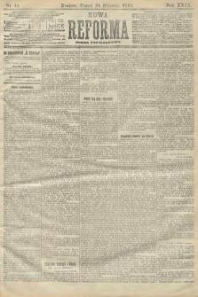Nowa Reforma (numer popołudniowy). 1910, nr44
