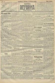 Nowa Reforma (numer poranny). 1910, nr51