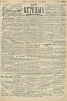 Nowa Reforma (numer popołudniowy). 1910, nr52