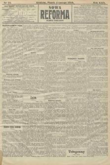 Nowa Reforma (numer poranny). 1910, nr53