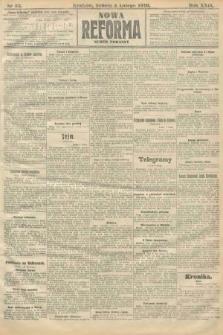 Nowa Reforma (numer poranny). 1910, nr55