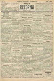 Nowa Reforma (numer poranny). 1910, nr57