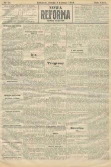 Nowa Reforma (numer poranny). 1910, nr61