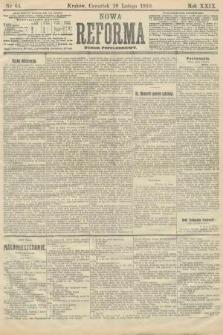 Nowa Reforma (numer popołudniowy). 1910, nr64