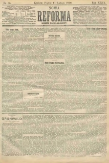 Nowa Reforma (numer popołudniowy). 1910, nr66
