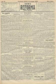 Nowa Reforma (numer poranny). 1910, nr67