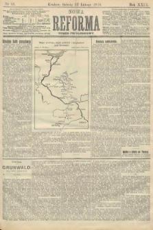 Nowa Reforma (numer popołudniowy). 1910, nr68
