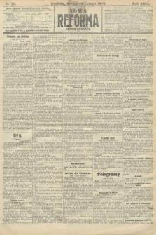 Nowa Reforma (numer poranny). 1910, nr79