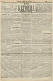 Nowa Reforma (numer popołudniowy). 1910, nr80