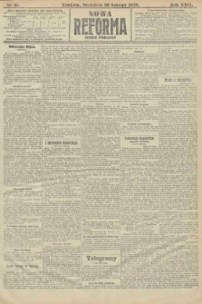 Nowa Reforma (numer poranny). 1910, nr81