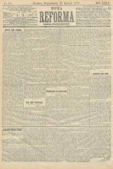 Nowa Reforma (numer popołudniowy). 1910, nr94
