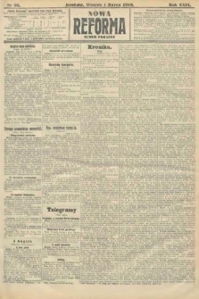 Nowa Reforma (numer poranny). 1910, nr95