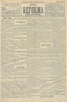 Nowa Reforma (numer popołudniowy). 1910, nr98