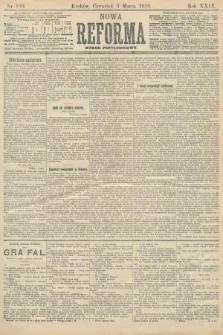 Nowa Reforma (numer popołudniowy). 1910, nr100