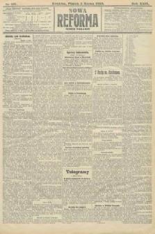 Nowa Reforma (numer poranny). 1910, nr101