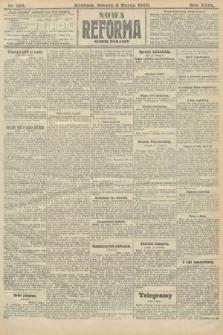Nowa Reforma (numer poranny). 1910, nr103