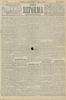 Nowa Reforma (numer popołudniowy). 1910, nr106