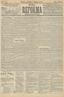 Nowa Reforma (numer popołudniowy). 1910, nr108