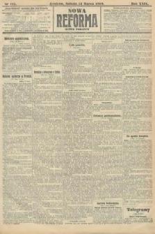 Nowa Reforma (numer poranny). 1910, nr115