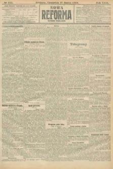 Nowa Reforma (numer poranny). 1910, nr123