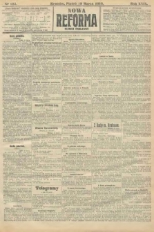 Nowa Reforma (numer poranny). 1910, nr125