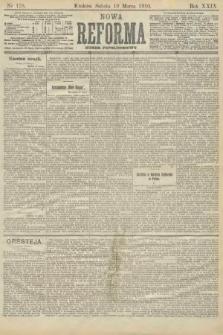 Nowa Reforma (numer popołudniowy). 1910, nr128