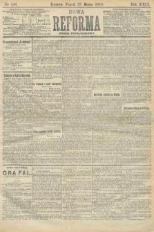 Nowa Reforma (numer popołudniowy). 1910, nr138