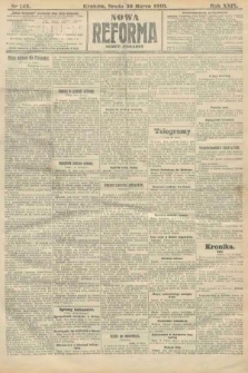 Nowa Reforma (numer poranny). 1910, nr142
