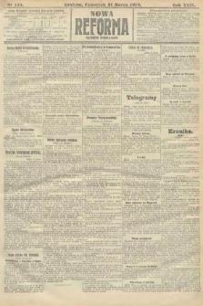 Nowa Reforma (numer poranny). 1910, nr144