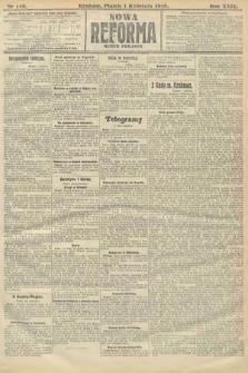Nowa Reforma (numer poranny). 1910, nr146