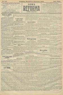 Nowa Reforma (numer poranny). 1910, nr150