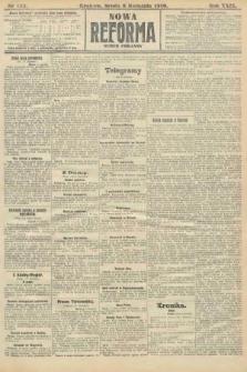 Nowa Reforma (numer poranny). 1910, nr152