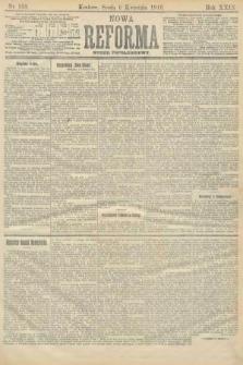Nowa Reforma (numer popołudniowy). 1910, nr153