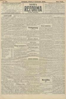 Nowa Reforma (numer poranny). 1910, nr156