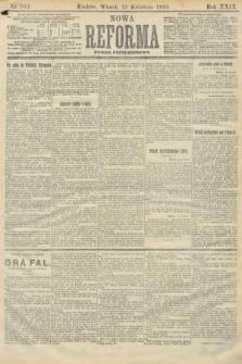 Nowa Reforma (numer popołudniowy). 1910, nr163