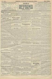 Nowa Reforma (numer poranny). 1910, nr166