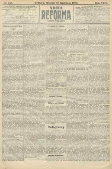 Nowa Reforma (numer poranny). 1910, nr186
