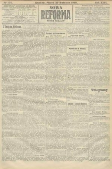 Nowa Reforma (numer poranny). 1910, nr192