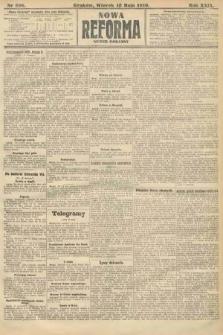 Nowa Reforma (numer poranny). 1910, nr208