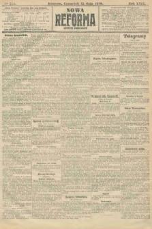 Nowa Reforma (numer poranny). 1910, nr212